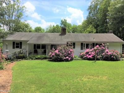 Chardon Single Family Home For Sale: 10495 Mulberry Rd