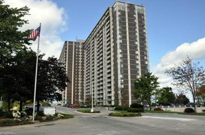 Lakewood OH Condo/Townhouse For Sale: $125,000