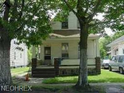 Cleveland Multi Family Home For Sale: 6208 Carpenter Ave