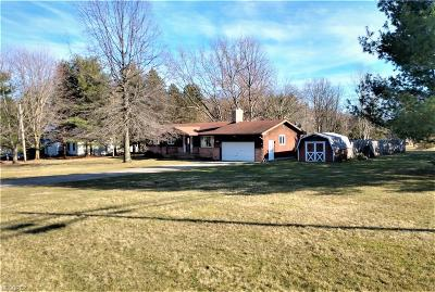 Canfield Single Family Home For Sale: 7695 W. Calla Rd