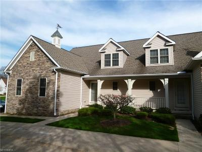 Painesville OH Condo/Townhouse For Sale: $263,800