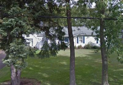 Brunswick Single Family Home For Sale: 485 Starview Dr