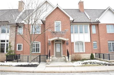 Westlake Condo/Townhouse For Sale: 311 Halstead Ln #25