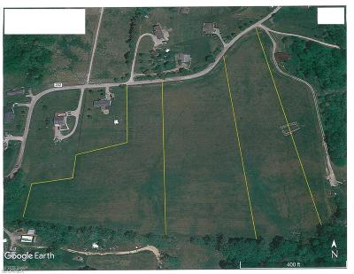 Perry County Residential Lots & Land For Sale: 14987 Twp Rd 202 Bearfield