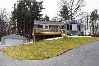 Willoughby Hills Single Family Home For Sale: 35406 Eddy Rd