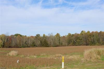 Alliance OH Residential Lots & Land For Sale: $592,500