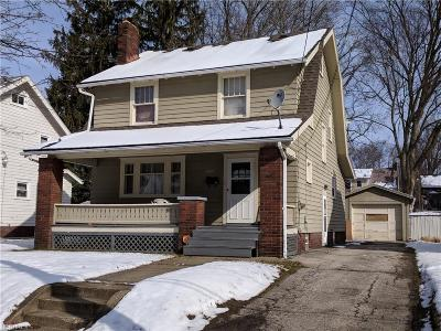 Summit County Single Family Home For Sale: 1017 Stadelman Ave