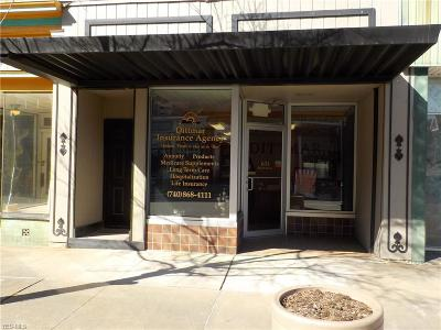 Zanesville OH Commercial For Sale: $120,900