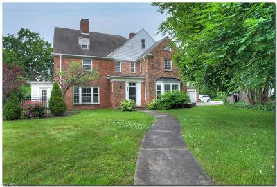 Shaker Heights Multi Family Home For Sale: 16011 Chadbourne Rd