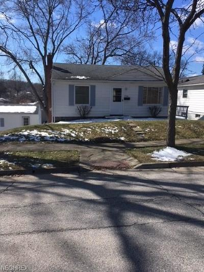 Summit County Single Family Home For Sale: 2966 Morrison St
