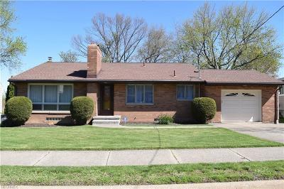 Summit County Single Family Home For Sale: 1995 Springfield Center Rd