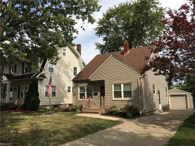 Summit County Single Family Home For Sale: 1723 Glenmount Ave