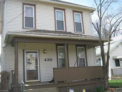Muskingum County Single Family Home For Sale: 430 Forest Ave