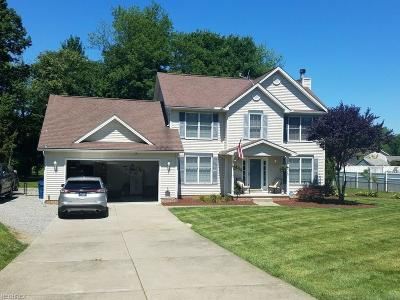 Struthers Single Family Home For Sale: 217 Clingan Rd