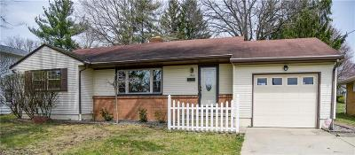 Poland Single Family Home For Sale: 1982 Wendy Ln