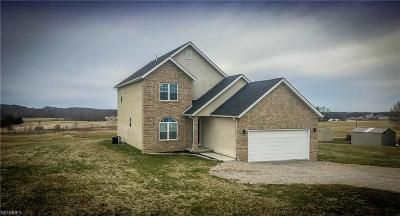 Perry County Single Family Home For Sale: 5501 Buckeye Valley Rd Northeast