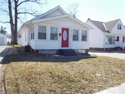 Willowick Single Family Home For Sale: 29350 Oakdale Rd