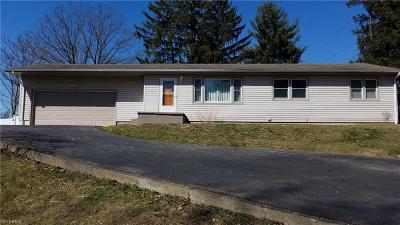 Zanesville Single Family Home For Sale: 3155 Winding Way