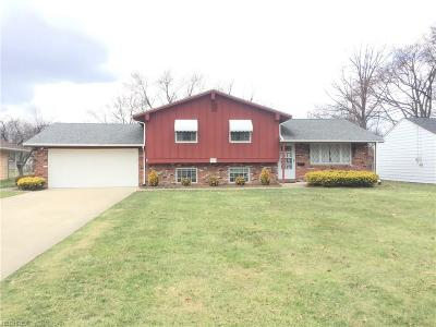 Richmond Heights Single Family Home For Sale: 502 Harris Rd
