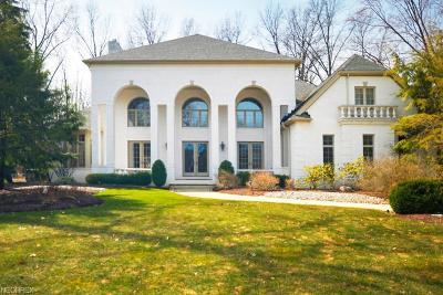 Avon Lake Single Family Home For Sale: 32432 Nottingham Dr