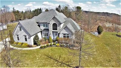 Kent Single Family Home For Sale: 3414 Woods Trl