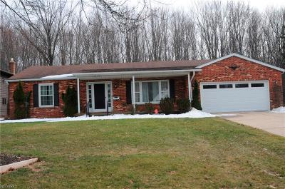 Richmond Heights Single Family Home For Sale: 25248 Pleasant Trl