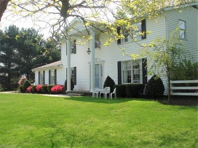 Single Family Home For Sale: 9301 Rochester Rd