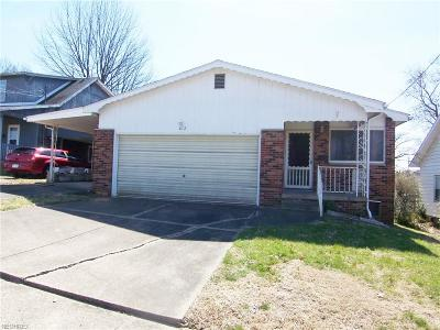 Vienna Single Family Home For Sale: 612 24th St