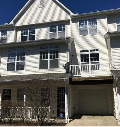 Condo/Townhouse For Sale: 1222 East Chapman Ln #3
