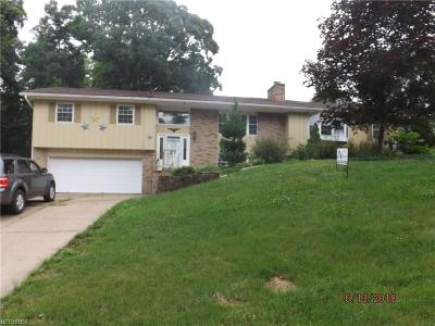 Belpre Single Family Home For Sale: 83 Watson Ln