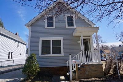 Single Family Home For Sale: 1911 West 54th St