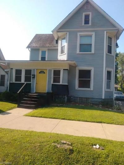 Single Family Home For Sale: 555 East Canal St.