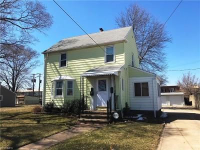 Brook Park Single Family Home For Sale: 5040 West 139th St