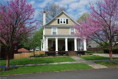 Single Family Home For Sale: 247 Highland Ave