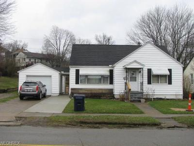 Guernsey County Single Family Home For Sale: 1104 Clark St