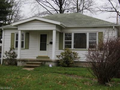 Warren Single Family Home For Sale: 1341 Central Parkway Ave Southeast