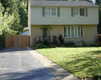 Cleveland Heights Single Family Home For Sale: 2762 Berkshire Rd