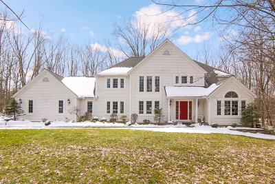 Gates Mills Single Family Home For Sale: 7900 Mayfield Rd