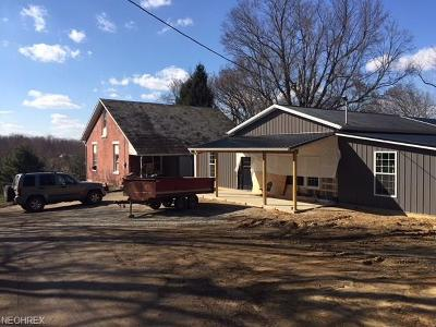 Single Family Home For Sale: 1632 Adamsville Rd