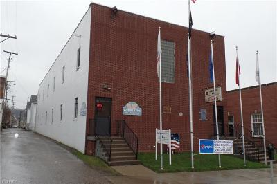 Morgan County Commercial For Sale: 61 South Kennebec Ave