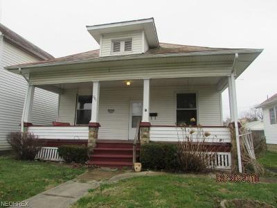 Zanesville Single Family Home For Sale: 781 Westbourne Ave