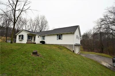 Single Family Home Sold: 17802 Township Line Rd