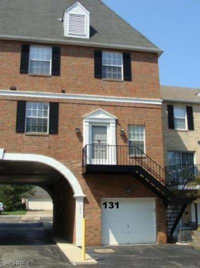 Westlake Condo/Townhouse For Sale: 2000 King James Pky #131