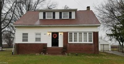 Boardman Single Family Home For Sale: 420 McClurg Rd