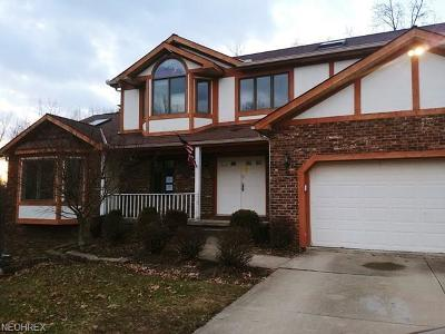 Strongsville Single Family Home For Sale: 20232 Winding Trl