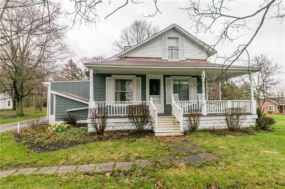 Single Family Home For Sale: 4291 Huffman Rd