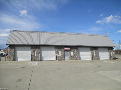 Guernsey County Commercial For Sale: 87 Steubenville Ave
