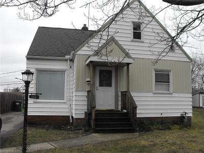 Willowick Single Family Home For Sale: 312 East 317th St
