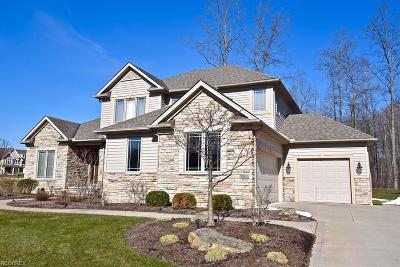 Solon Single Family Home Active Under Contract: 6590 Hyllwynd Circle