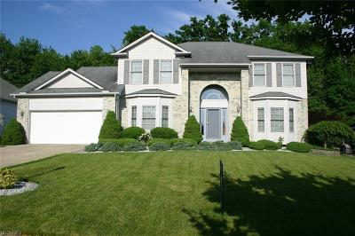 Strongsville Single Family Home For Sale: 11429 Woodrun Dr